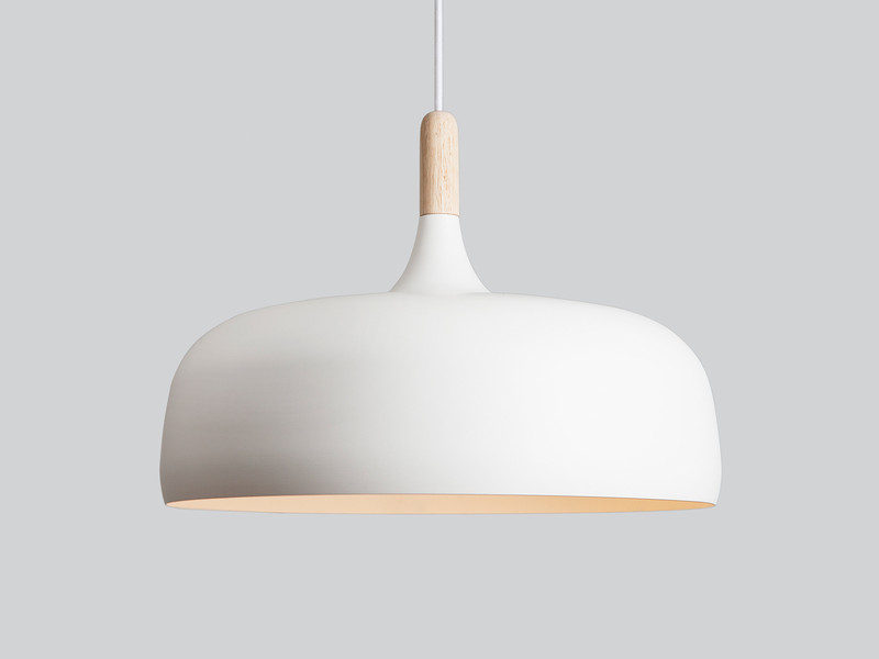 Northern-Lighting-Acorn-Pendant-Light-White